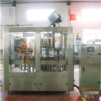beer  bottle washing  Filling capping triblock Machine