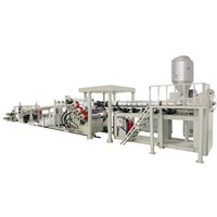 PE PP Sheet Production Line