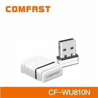 Realtek RTL8188CUS 150Mbps pocket wifi adapter for android tablet COMFAST CF-WU810N