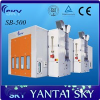 SB-500 Car Spray Booth / Spray Booth