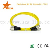 SC FC ST LC SM Simplex and Duplex  Tensile Strength  Fiber Optic Patch Cord