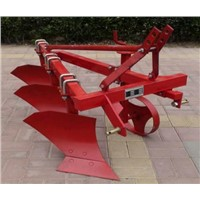 Share plough, reversirble plough, rotary-driven plough, two-way disc plough