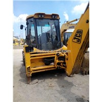 Used JCB 3CX backhoe loader excavator