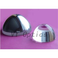 optical N-BK7&H-K9I aspherical lens with coating