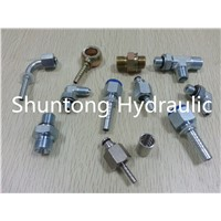 steel elbow, hose adapter, tee, pipe nipple, connector, union, sleeve and bushing