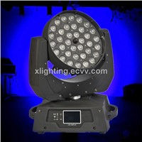36*10W Rgbw 4in1 Zoom LED Moving Head Light