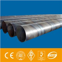 API 5L x42-x65 material ssaw pipe/tube