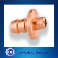 high precision OEM CNC brass turning part