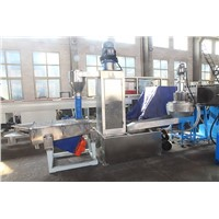 PET Granules Dewater Machine