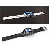 Smart bluetooth watch phone MTK6260A