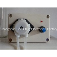 dosing pump Peristaltic pump for aquarium DIY lab dosing pump BABYFISH AB21peristaltic pump