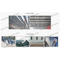 light weight steel framing