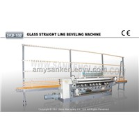 China Manufacturing Bavelloni Glass Beveling Machine For Sale