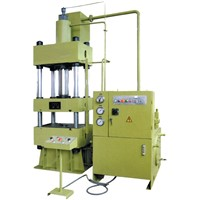 YQ32 Series Four Column Hydraulic Press Machine