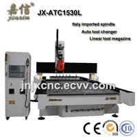 JX-ATC1530L  JIAXIN High Precision Industrial Wood CNC Routers