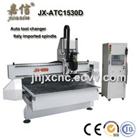 JX-ATC1530D  JIAXIN ATC cnc cutting machine for wood metal acrylic