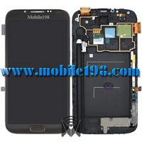 LCD for Samsung Galaxy Note 2 N7100 LCD Touch Screen China