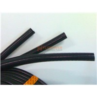High Temperature Resistance PA Corrugated Conduits/Tube/Pipe