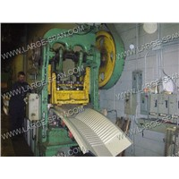 screw joint large span machine