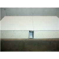 roof and wall panel of pu sandwich panel