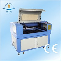 NC-E6090  Paper Box Template Laser Cutting Machine