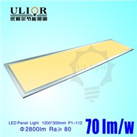 DLC New Product led panel 40W sound activated led panel ceiling light