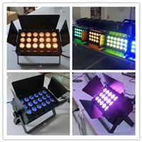 18*15w RGBAW high power LED par,China LED par cans,dj up lighting