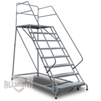 Safety Rolling Ladders