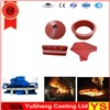 Mn13Cr2 VSI crusher spare parts