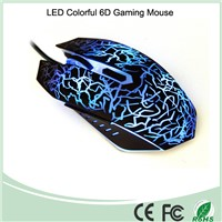 Best Wired USB Optical Gaming Mouse with Seven LED Color Changing Light