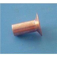 Countersunk Head Semi-Tublar Rivets(Plating Bronze,Copper)