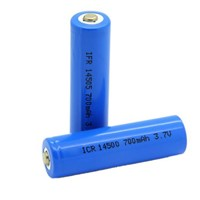 Cylindrical Li-Ion Battery 14500