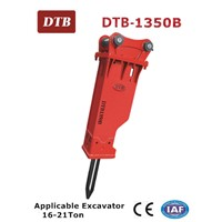DTB HYDRAULIC HAMMER FOR 16-21 TON EXCAVATOR