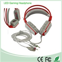 High Performance 3.5MM Flexible Wired Game Headset For Game Player