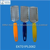 Promotional Peeler with ABS handle , handle color can be customized(EKT01PL0062)