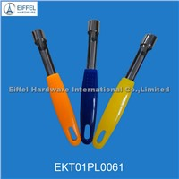 Promotional Apple Corer with ABS handle ,handle color can be customized(EKT01PL0061)