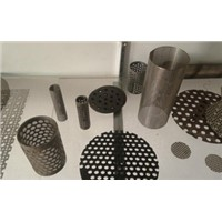 Fabricated parts, baskets, cylinders,