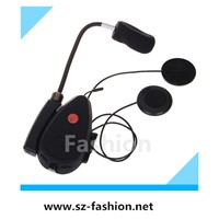 100m bluetooth multi interphone     with fm radio