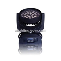 36*10W 4in1 LED Zoom Moving Head Light LED Washer Light stage equipment(X-M3610Z)