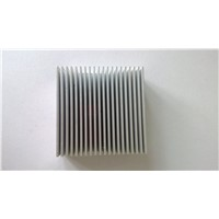 Aluminum Heat Sink in Comb Shape