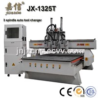 JX-1325T JIAXIN Door Carving CNC Router Machine