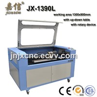 JX-1390L  JIAXIN Glass laser cutting machinery with CE