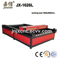 JX-1626L  JIAXIN Garment cutting co2 laser machine for sale