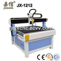 JX-1212  JIAXIN advertising cnc router for mdf acrylic PVC sheet