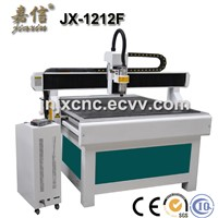 JX-1212  JIAXIN CNC Advertising router with DSP control