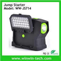 Multi-function car jump starter 21300 mah for 12V Vehicles
