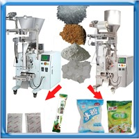 Packaging/wrapping machine for rock cystal/sugar/candy brown sugar/granulated sugar wrapping machine