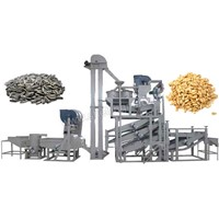 TFKH-1500 Sunflower Seeds Hulling Machine