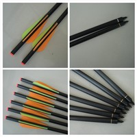 crossbow arrow, archery arrow, carbon arrow shaft