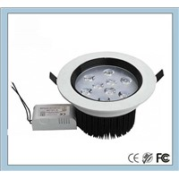 High Power 9W Indoor LED Downlight ceiling lights